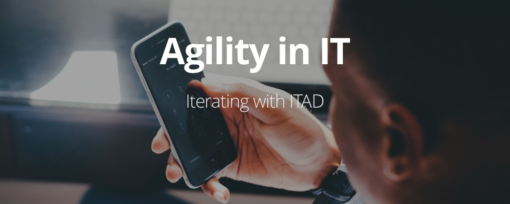 Agility in IT – Applying Lean Thinking with ITAD