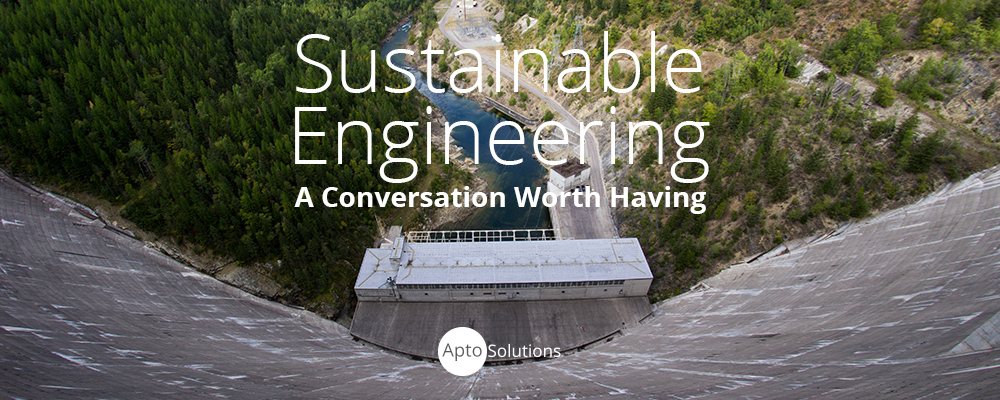 Sustainable Engineering is a Conversation Worth Having