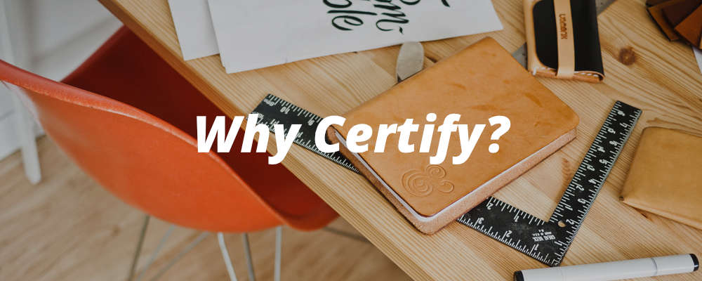 What Motivates us to Get Certified?
